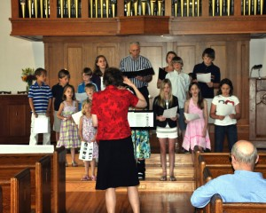 Cleveland Park Church's Children's Choir