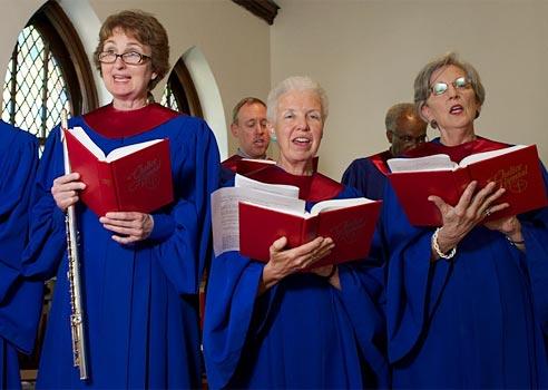 CPCC choir