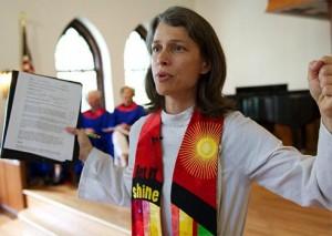 Ellen Jennings, Pastor