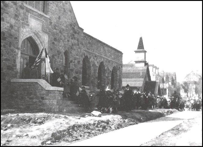 Cleveland Park Church circa 1923