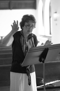 Dorothy Mora, Our Musical Director